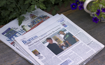 Sequim Gazette Features SVE
