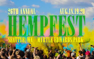 Hempfest 2017 is upon us!