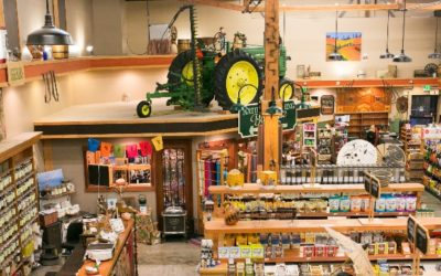 Arrival: Country Aire Natural Foods!
