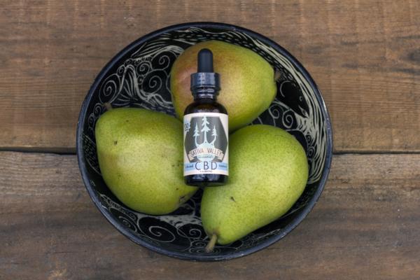 Pear Tincture