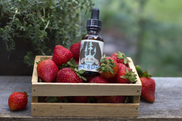 Strawberry Tincture